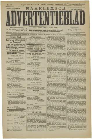 Haarlemsch Advertentieblad 1900-04-07
