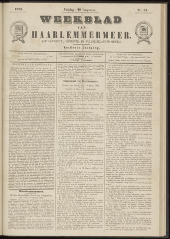 Weekblad van Haarlemmermeer 1875-08-20