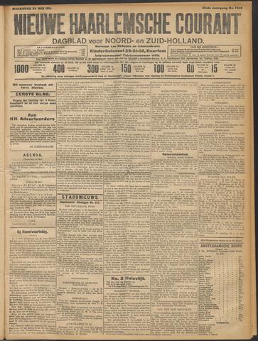 Nieuwe Haarlemsche Courant 1911-05-24