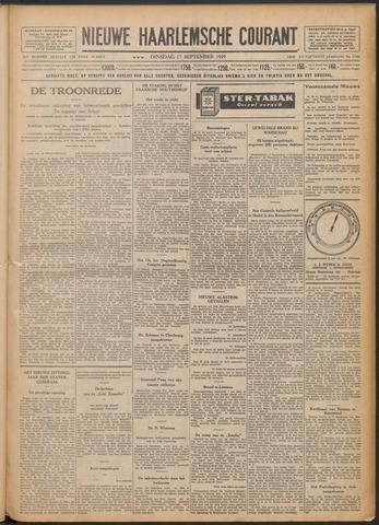 Nieuwe Haarlemsche Courant 1929-09-17