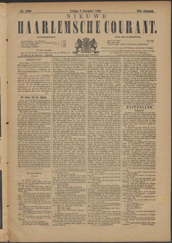 Nieuwe Haarlemsche Courant 1893-12-08