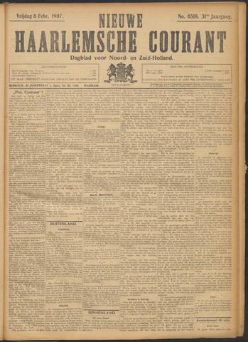 Nieuwe Haarlemsche Courant 1907-02-08