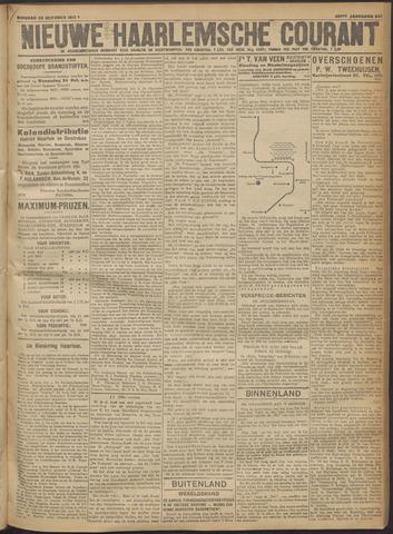 Nieuwe Haarlemsche Courant 1917-10-23