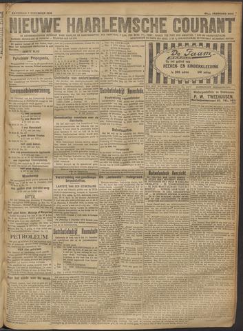 Nieuwe Haarlemsche Courant 1918-12-07