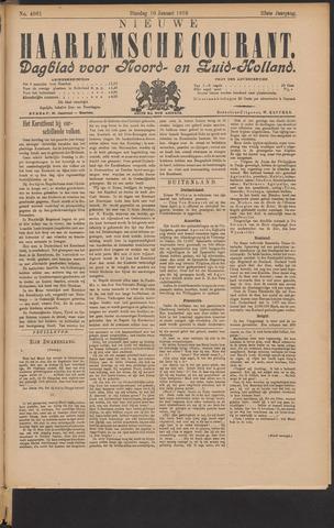 Nieuwe Haarlemsche Courant 1899-01-10