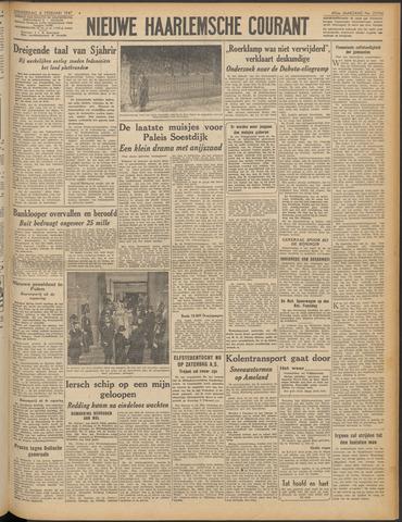 Nieuwe Haarlemsche Courant 1947-02-06