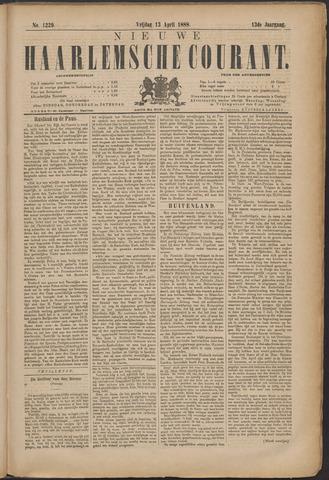 Nieuwe Haarlemsche Courant 1888-04-13
