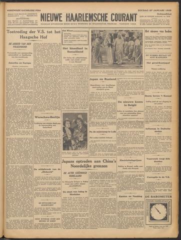 Nieuwe Haarlemsche Courant 1935-01-27