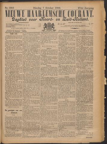 Nieuwe Haarlemsche Courant 1902-10-07