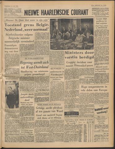 Nieuwe Haarlemsche Courant 1963-07-24