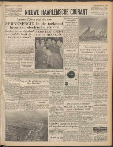 Nieuwe Haarlemsche Courant 1953-11-12