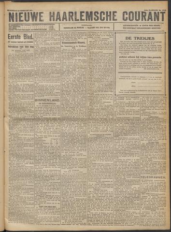 Nieuwe Haarlemsche Courant 1921-02-23