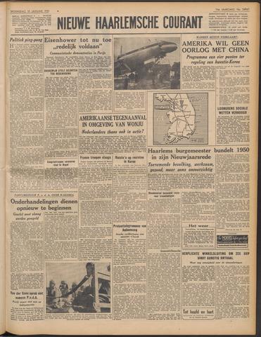Nieuwe Haarlemsche Courant 1951-01-10