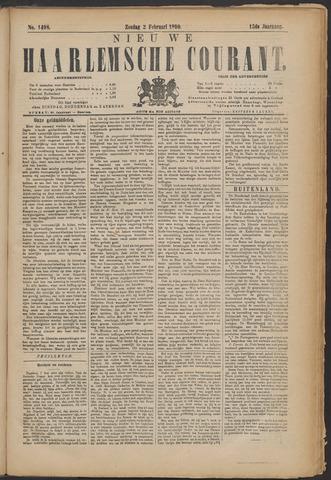 Nieuwe Haarlemsche Courant 1890-02-02