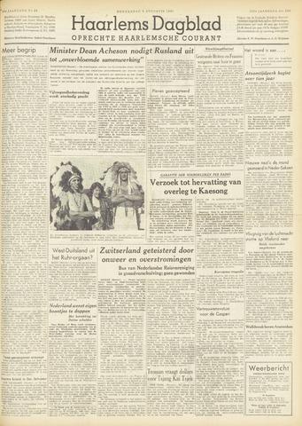 Haarlem's Dagblad 1951-08-09