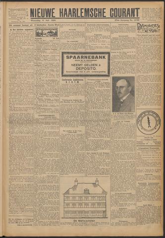 Nieuwe Haarlemsche Courant 1924-07-09