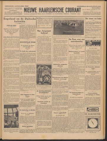 Nieuwe Haarlemsche Courant 1935-08-29