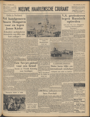 Nieuwe Haarlemsche Courant 1956-12-07