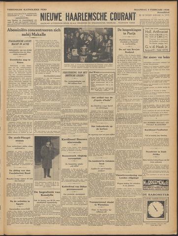 Nieuwe Haarlemsche Courant 1936-02-03