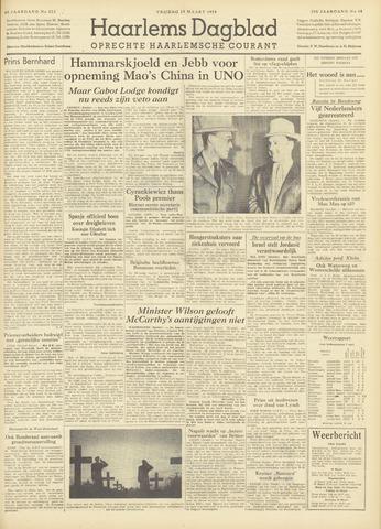 Haarlem's Dagblad 1954-03-19