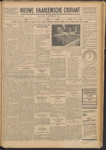 Nieuwe Haarlemsche Courant 1930-09-15
