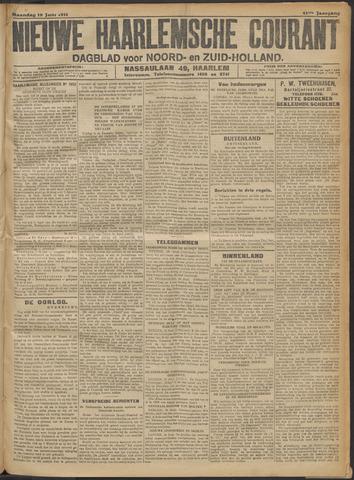 Nieuwe Haarlemsche Courant 1916-06-19