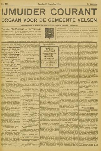 IJmuider Courant 1916-11-18