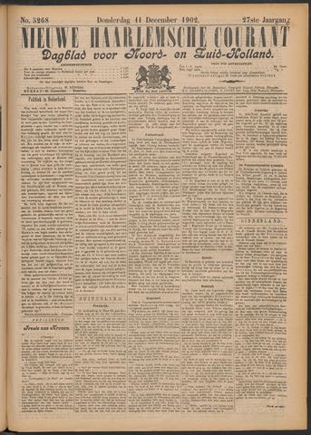 Nieuwe Haarlemsche Courant 1902-12-11