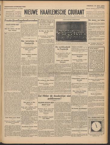 Nieuwe Haarlemsche Courant 1934-07-13