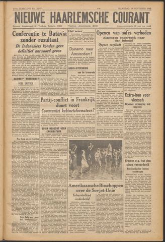 Nieuwe Haarlemsche Courant 1945-11-19