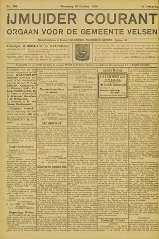 IJmuider Courant 1916-10-25