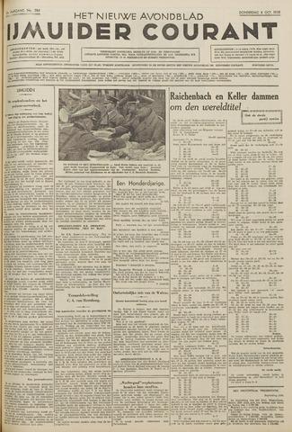 IJmuider Courant 1938-10-06