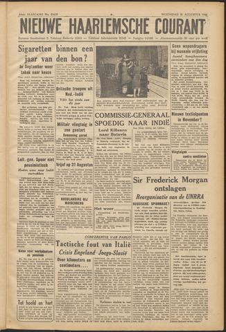 Nieuwe Haarlemsche Courant 1946-08-21
