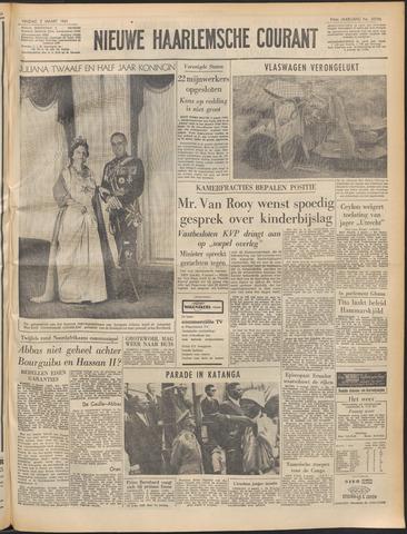 Nieuwe Haarlemsche Courant 1961-03-03