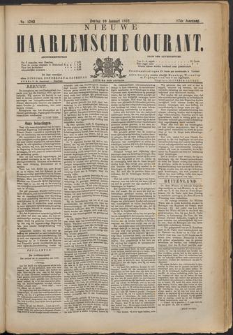 Nieuwe Haarlemsche Courant 1892-01-10