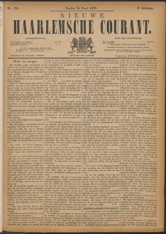 Nieuwe Haarlemsche Courant 1878-03-24