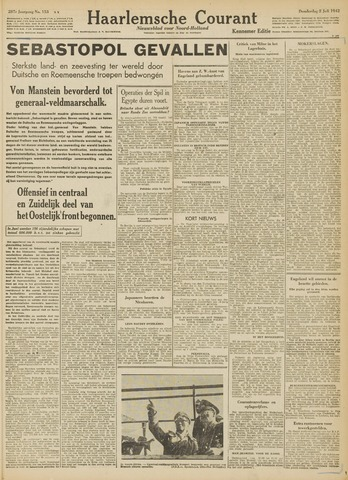 Haarlemsche Courant 1942-07-02
