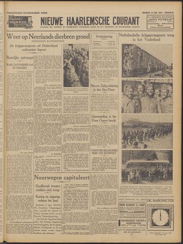 Nieuwe Haarlemsche Courant 1940-06-10