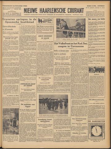 Nieuwe Haarlemsche Courant 1937-04-23