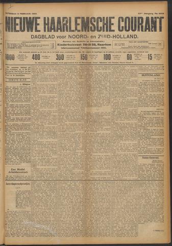 Nieuwe Haarlemsche Courant 1909-02-06