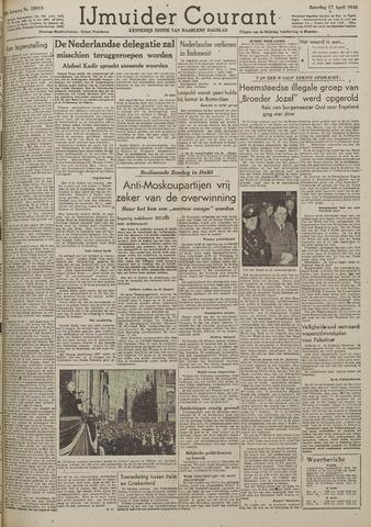 IJmuider Courant 1948-04-17