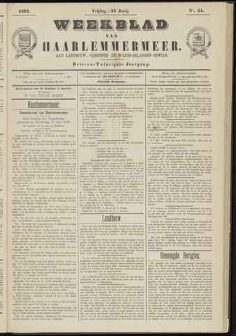 Weekblad van Haarlemmermeer 1882-06-16