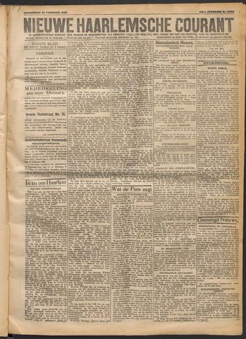 Nieuwe Haarlemsche Courant 1920-02-26