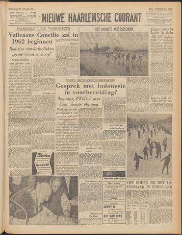 Nieuwe Haarlemsche Courant 1961-12-27
