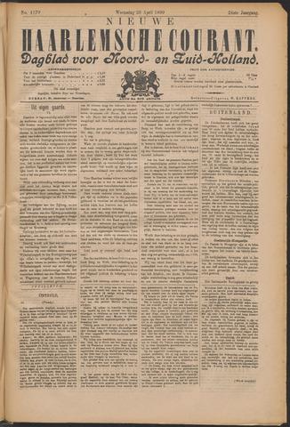 Nieuwe Haarlemsche Courant 1899-04-26