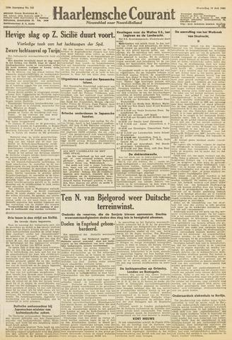 Haarlemsche Courant 1943-07-14