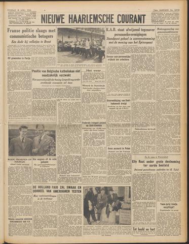Nieuwe Haarlemsche Courant 1950-04-18