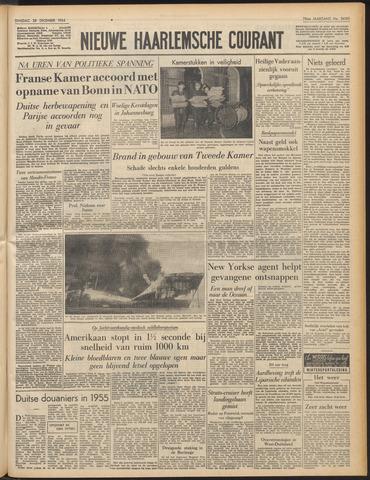 Nieuwe Haarlemsche Courant 1954-12-28