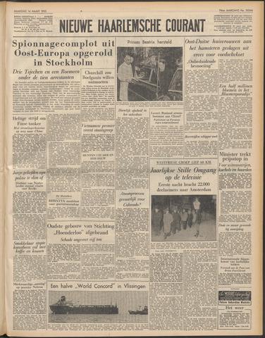 Nieuwe Haarlemsche Courant 1955-03-14