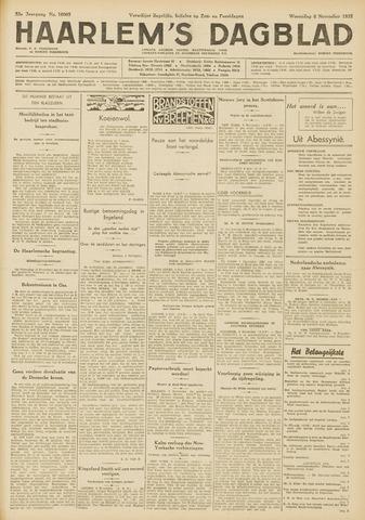 Haarlem's Dagblad 1935-11-06